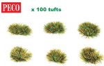 PSG-54 Peco Scene Static Grass Spring 4mm Grass Tufts